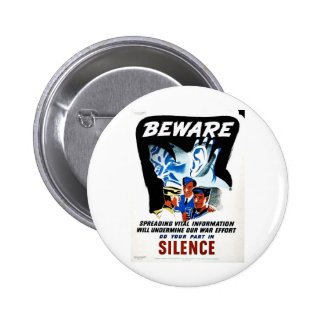 Beware, Spreading Vital Information Will Undermine Pins