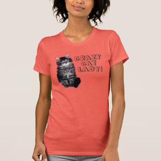 Beware the Crazy Cat Ladies T-Shirt