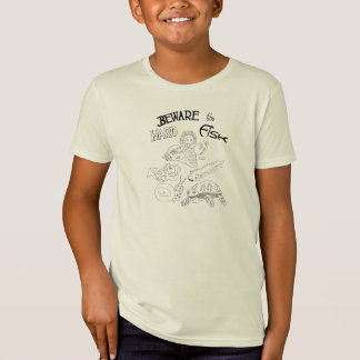 beware the hard fish T-Shirt
