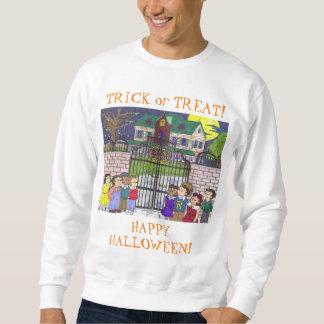 Beware The Haunted House Sweatshirt