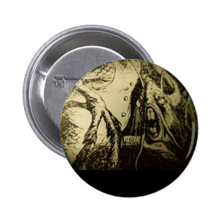 """Beware the Jabberwock, my son!"" Button"