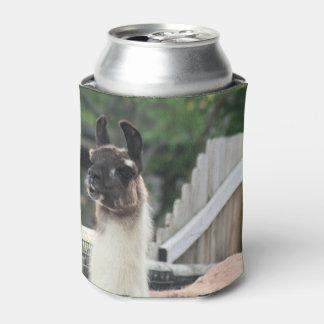 Beware the llama! can cooler