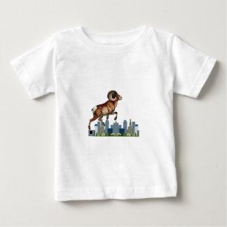 Beware the Ram Baby T-Shirt