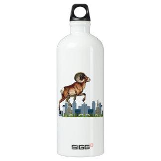 Beware the Ram Water Bottle