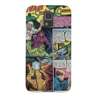 Beware the Snake Queen Samsung Galaxy S5 Case