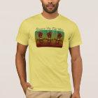 Beware The Tiki Men Funny Tropical Island Luau T-Shirt
