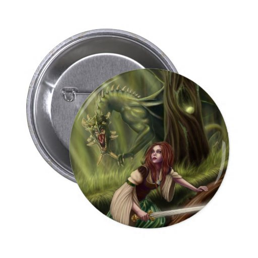 Beware the Woods Button
