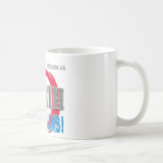 Beware the Wrath of the Lamb! Coffee Mug