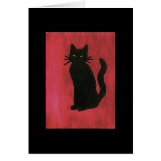 Bewhiskered Card