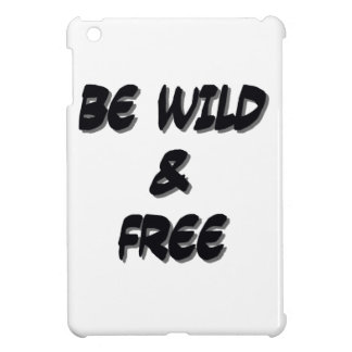 BeWildAndFree iPad Mini Cover