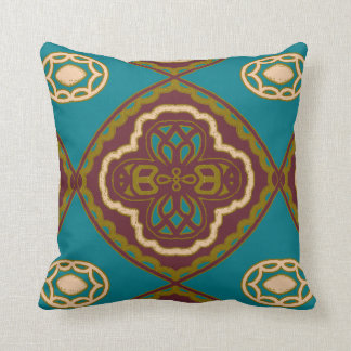 Bewilder (earth) Accent Pillow REVERSIBLE