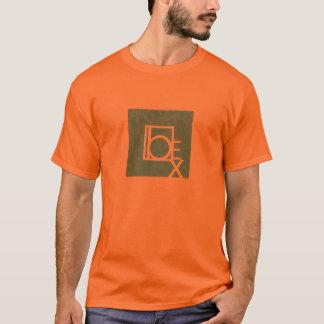 Bexarametric Logo Shirt (Orange / Large)