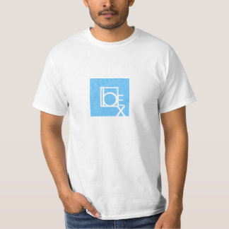 Bexarametric Logo Shirt (White / Large)