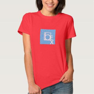 Bexarametric Women's Logo Shirt (Red / Large)