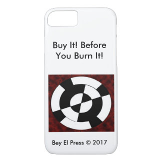 Bey El Press iPhone Cover