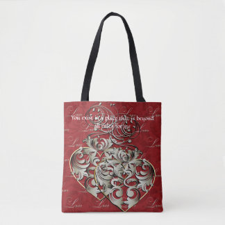 Beyond All Rules Tote Bag