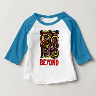 """""""Beyond"""" Baby 3/4 Raglan T-Shirt"""