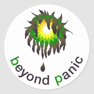 Beyond Panic BP Sticker