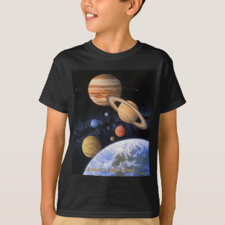 Beyond the Home Planet Shirt