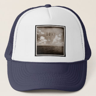 Beyond The Horizon Trucker Hat