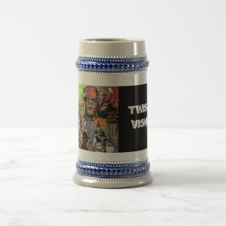 """Beyond the Mind's Eye"" Beer Stein"