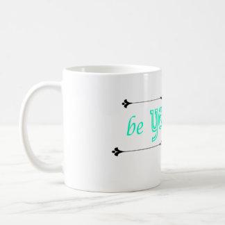beYOUtiful Coffee Mug