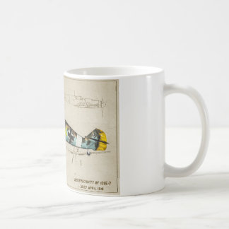 Bf109 Fighter Coffee Mug