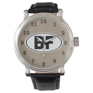 BF Beaver Falls Pennsylvania Watch
