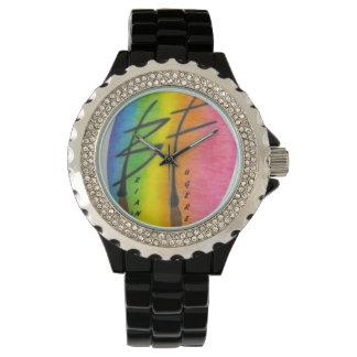 BF Brian Fugere Logo Wristwatches