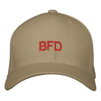 BFD EMBROIDERED HAT