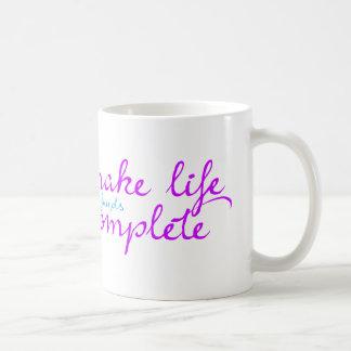 BFF (Best Fictional Friend) Mug