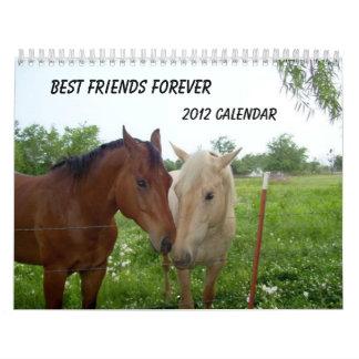 BFF-Best Friends Forever - 2012 Calendar