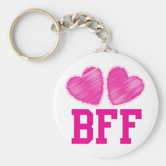 BFF Best friends forever !!! awesome! Keychain