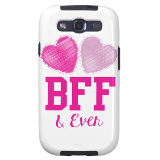 BFF Best Friends Forever Samsung Galaxy S3 Cases