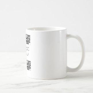 BFF, BFF, BFF COFFEE MUG