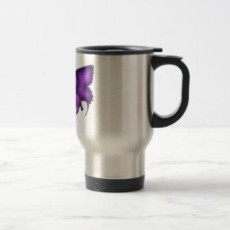 BFF Butterfly Dragon Mugs