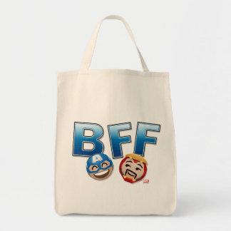 BFF Captain America & Iron Man Emoji