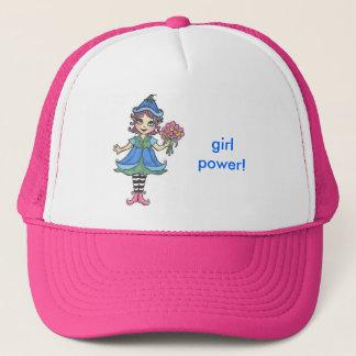 bff elf trucker hat