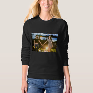 BFF Friends - Women's American Apparel  Sweatshirt