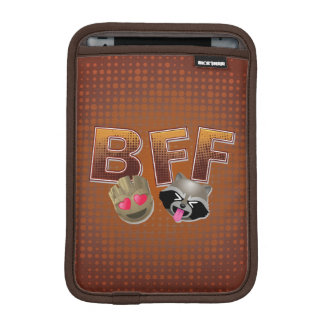 BFF Groot & Rocket Emoji iPad Mini Sleeve