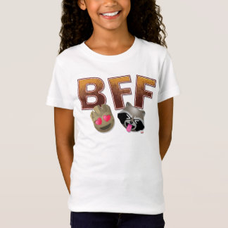 BFF Groot & Rocket Emoji T-Shirt
