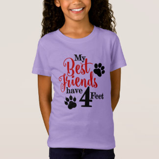 BFF With 4 Feet T-Shirt