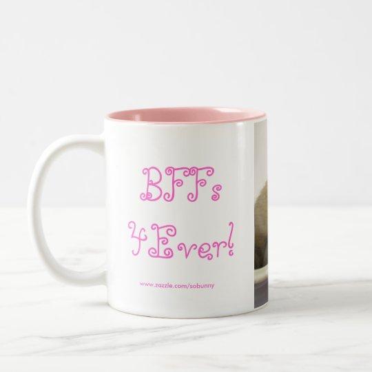 BFFs4Ever! Mug - Pink