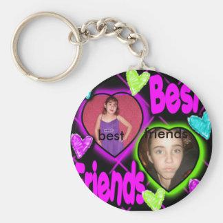 bffs, best, friends keychain