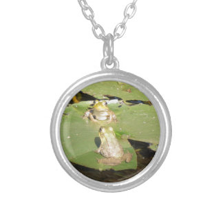 BFF's Silver Plated Necklace