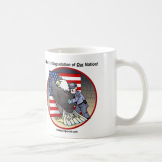 "BFP ""Stop the Degradation"" Mug"