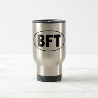 BFT Beaufort South Carolina Travel Mug
