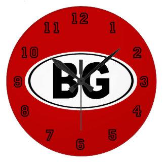 BG Bowling Green Kentucky Clocks