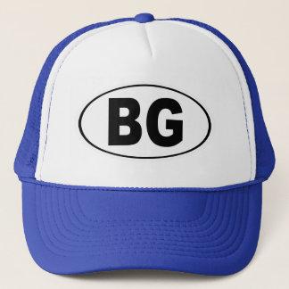 BG Bowling Green Kentucky Trucker Hat