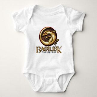 BG Logo Infant Crawler Baby Bodysuit